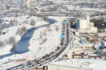 雪による大渋滞.jpg